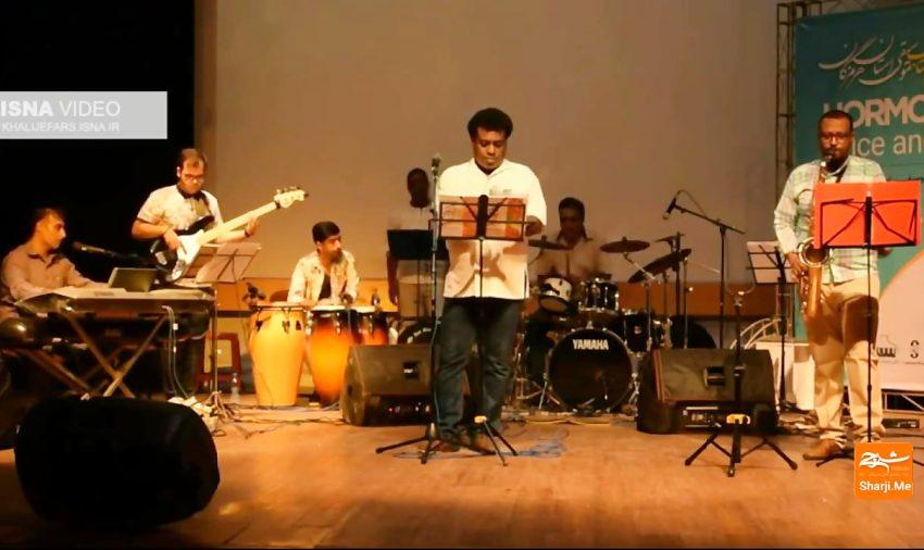 """اجرای زنده ترانه """"ای سیاه زنگی"""" توسط گروه کاسیا"""