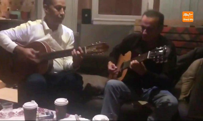 اجرای نوازندگی عبدالوهاب وجدانی و علی حسینی
